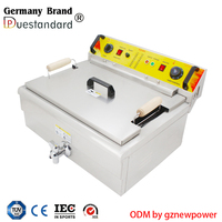 hot selling new design industry electric 30L deep fryer with factory price