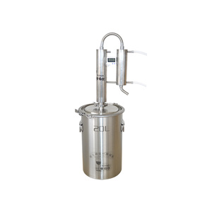 5SD 20L Stainless Steel Essential Oil Distiller