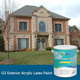 Low Odor Low VOC G3 Satin Paint for Walls