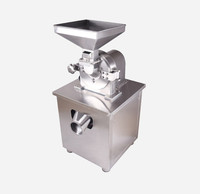 Small Grain grinder/multifunction universal pulverizer/small animal feed grinder