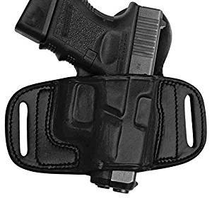 Tagua EP-BH2-1200 Bersa 380 Black/Right Hand Extra Protection Quick Draw Belt Holster