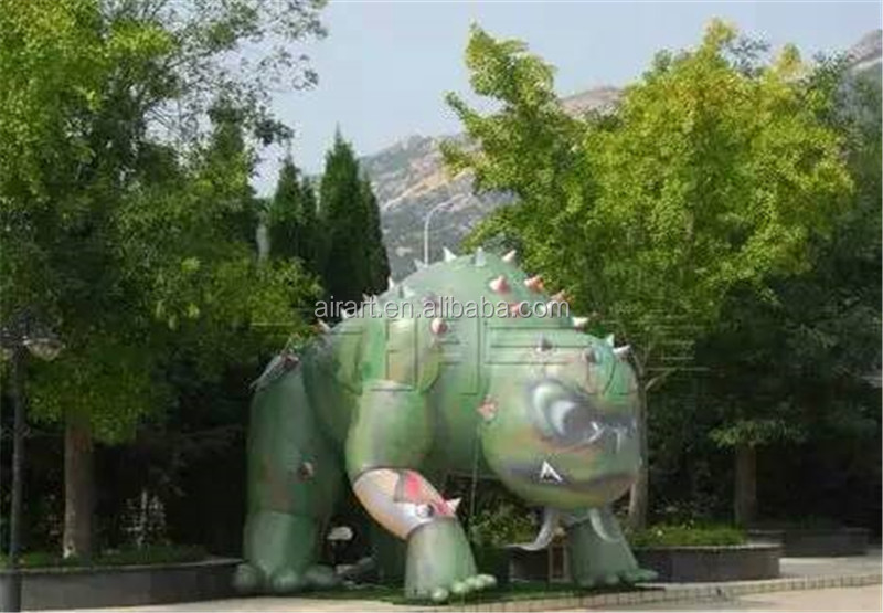giant event decoration inflatable monster