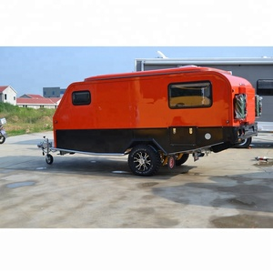 Off-road Camper Trailer for traveling Top sale TL108