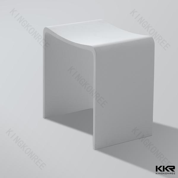 acryl stein modernen hocker aluminium duschhocker bad st hle und hocker hocker b nke produkt. Black Bedroom Furniture Sets. Home Design Ideas