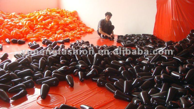 factory direct sale PVC inflatable boot keepers