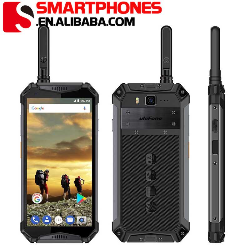 "Ulefone Armor 3T 10300mAh IP68/IP69K Waterproof Mobile Phone helio P23 5.7 FHD+ Octa Core 4GB 64GB Walkie Talkie Smartphone"""