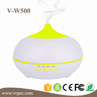 New innovative products 500ML ultrasonic essential oil air humidifier
