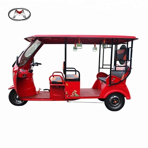 New Design 3 Wheel car passenger Electric tricycle sales in philippines street legal electric Tuk Tuk rickshaw price