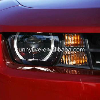 Chevrolet Camaro Led Angel Eyes Head Light 2010-2012 Year - Buy Camaro ...
