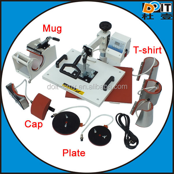 8 in1 cambo heat press machine