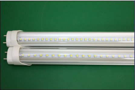 2012 lowest price 1.2m t8 18w led tube cool white 1600LM