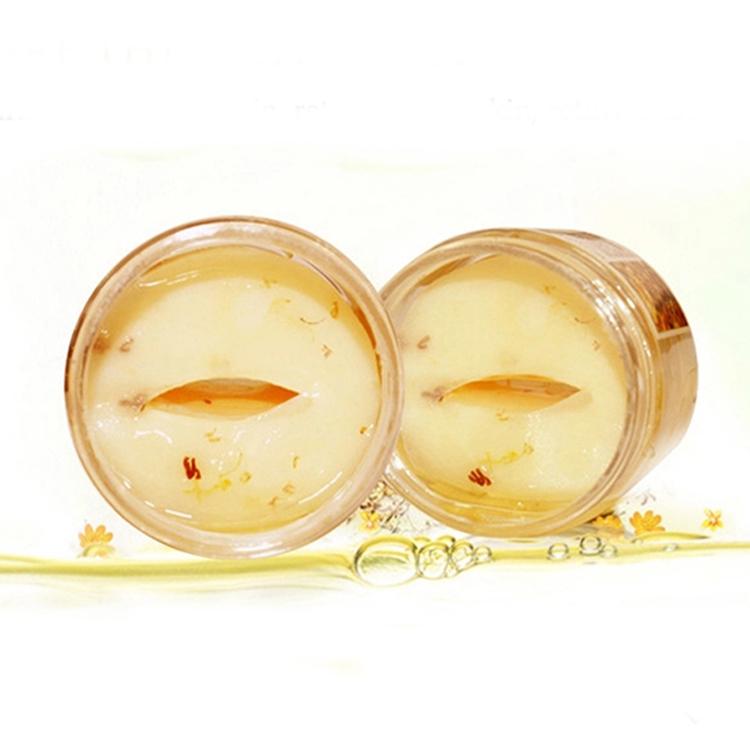 OEM ODM BIOAQUA nourishing Anti-Wrinkle crystal Golden Osmanthus Eye Mask for eye
