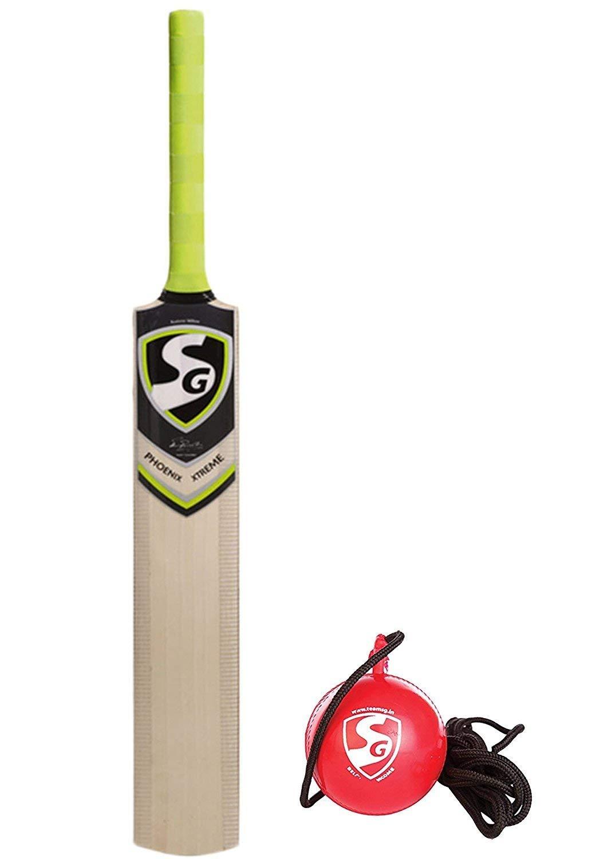"""MB Malik Tape /& Tennis Ball Cricket Bat /""""Kaboom/"""""""