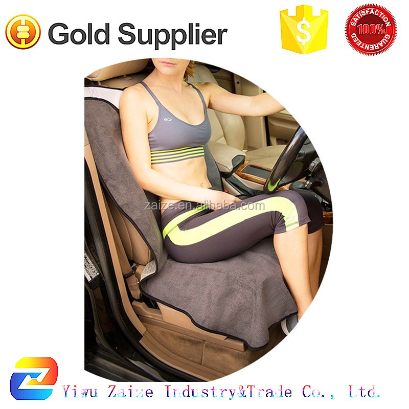 Yoga Sweat Towel Car Seat Cover For Athletes Fitness Gym Running