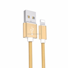 OEM/ODM color Usb charging cable data cable for android ios mail order