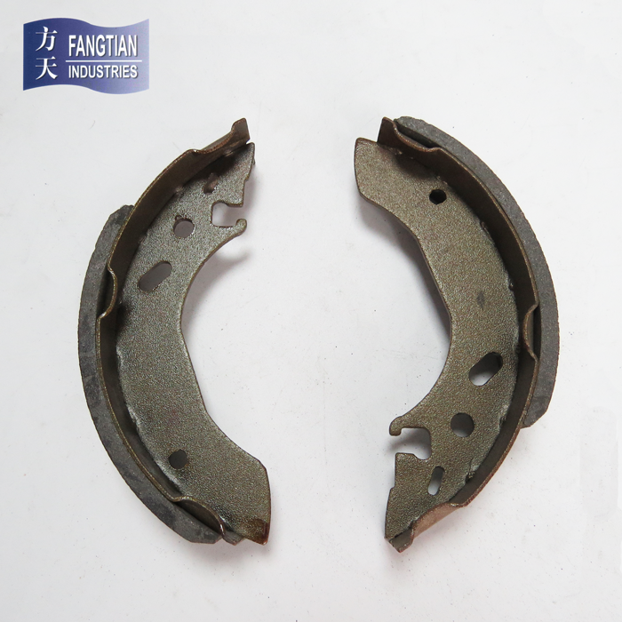 98AB 2200 BD REAR BRAKE SHOES SET 1075549 1126158