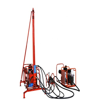 Portable hydraulic mountain drill for sale
