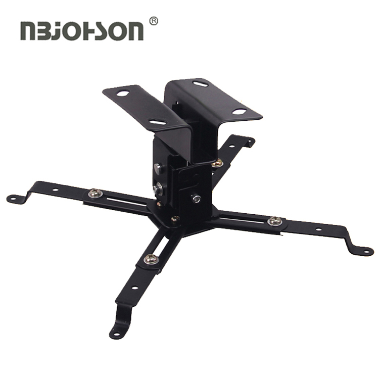 360 degrees adjustable up and down projector holder ceiling mount