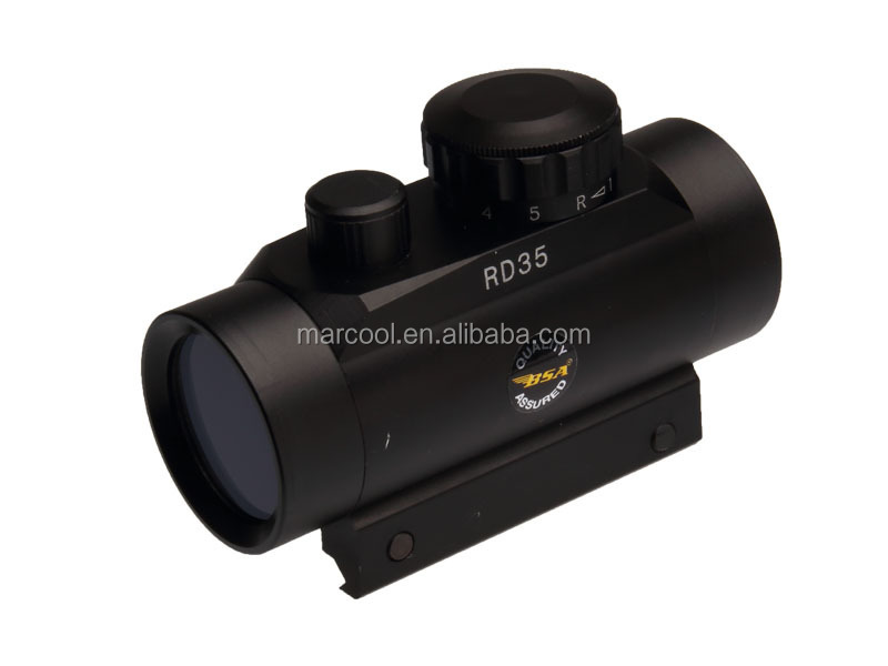 RD35 1X35 Red dot riflescopes sight Sights with good looking blister packaging