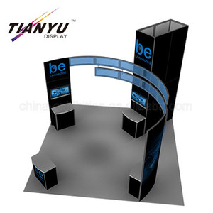 customized colour pvc photo studio background trade show exhibition booth