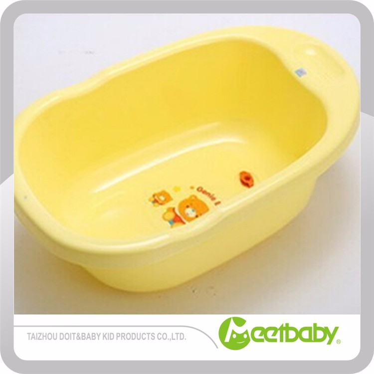 Deep Baby Plastic Bathtub Large Plastic Baby Bathtub - Buy Large ...