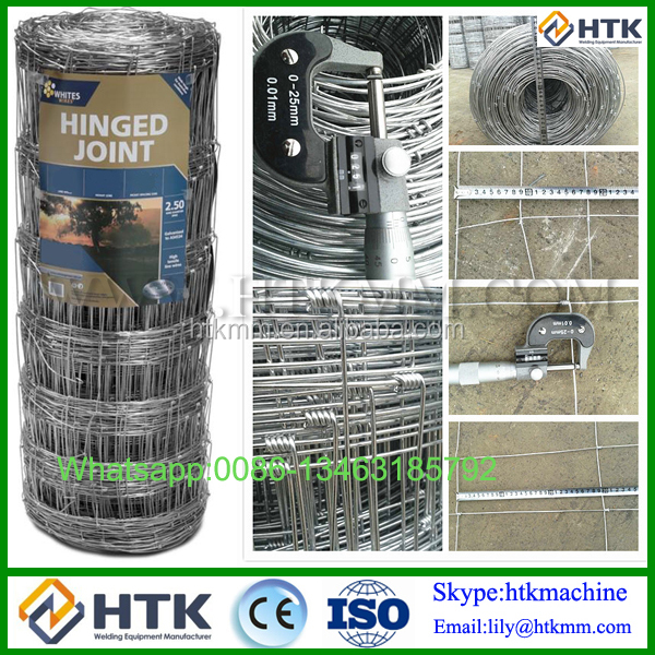 Farm Mesh Fencing Wire, Hinge Joint Dog Mesh - 100m rolls!