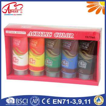 Safety Bright Colors Craft Smart Acrylic Paint