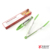 "9""12"" Free Sample Silicone Kitchen Accessories Baking BBQ Tools Sets Stainless Steel Metal Manual Salad Food Serving Tongs"