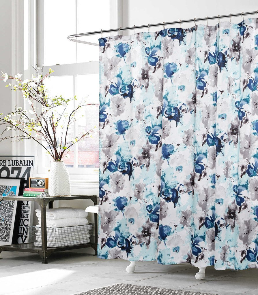 Cheap Gray And Blue Shower Curtain, find Gray And Blue Shower ...