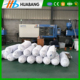 poultry chicken automatic floor feeding equipment with drinking line