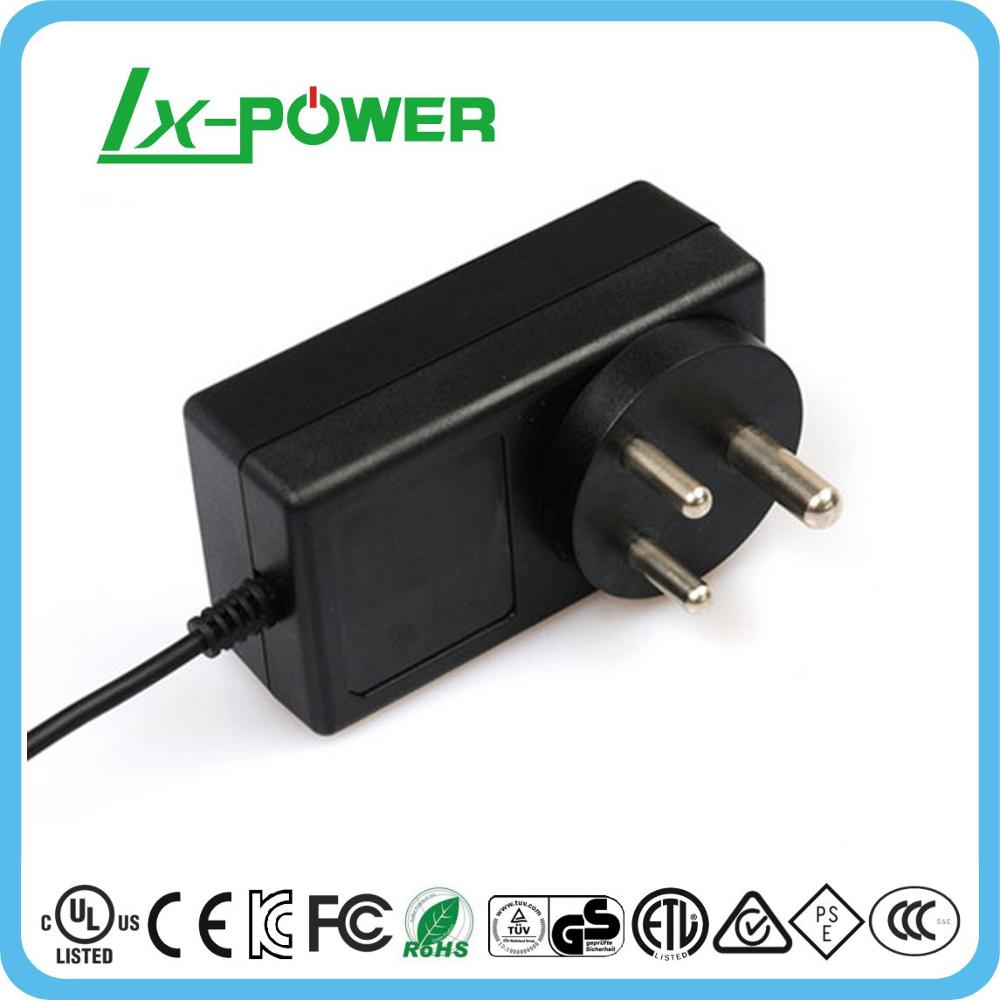 south africa pins power supply adapter 5V15W switching power supply 5V3A