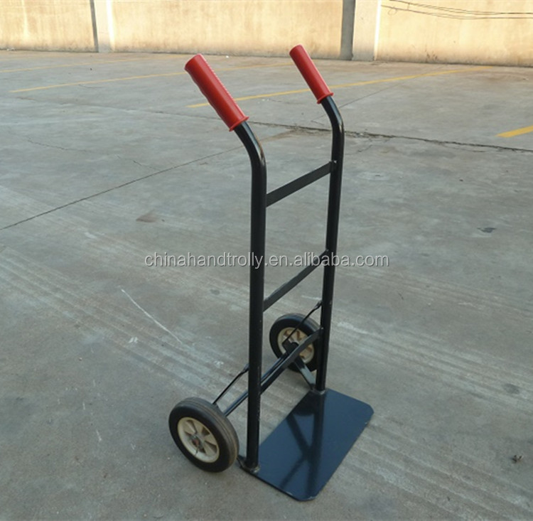 powder-coat small kids trolley manual hand push cart with factory price
