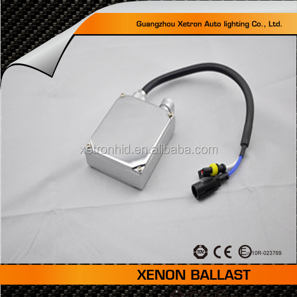 Car Accessories High Power Digital Replacement HID Ballast With Stable Performance For Cars