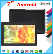 Cheapest 7 Inch Wifi Tablet 512MB Ram A33 Quad Core Tablet For Promotion