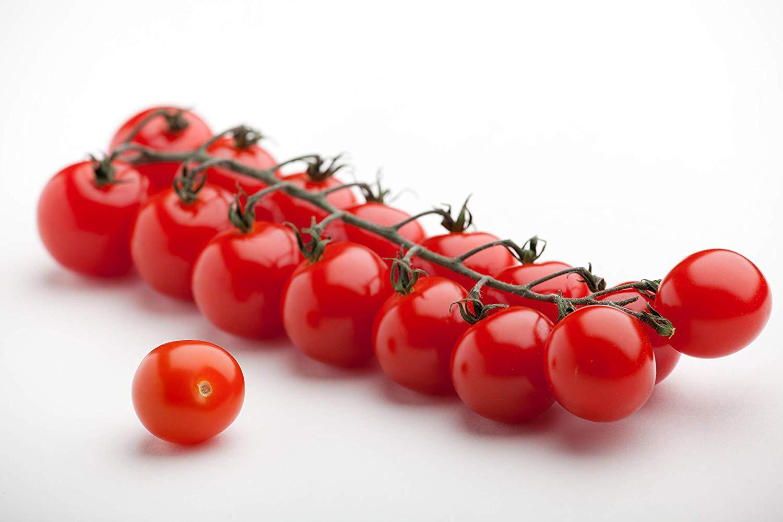 Super Sweet 100 Hybrid Tomato - Amazingly sweet!! Long pendulous clusters!!(10 - Seeds)