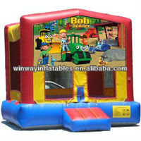 Bob Builder bouncy house, jumping castle inflatables,outdoor toys & structures W2167