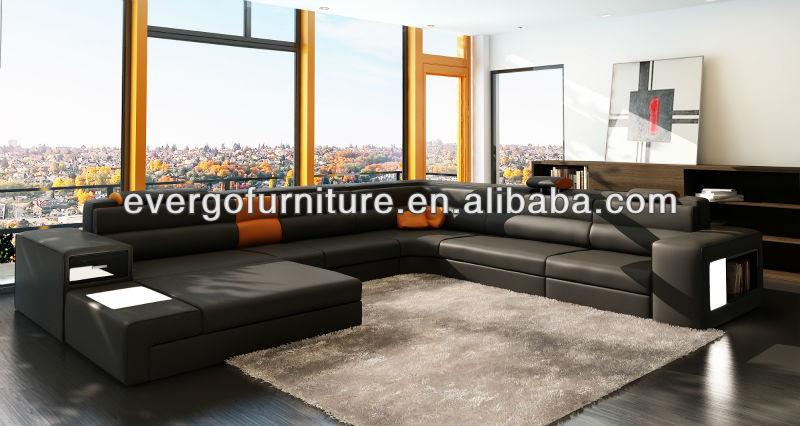 Wohnzimmer Couch Leder: Kaufen großhandel ledercouch sofa aus china ...