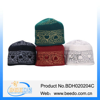 Best Selling Products Embroidery Wool Kufi Cap Wholesale In Nigeria ... bfed4bdbbed