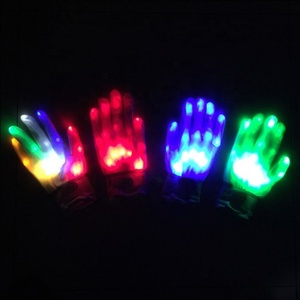 2019 New Products Halloween Bars Decorations Light Gloves