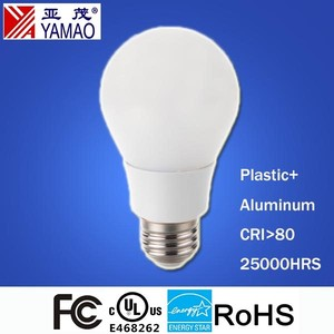 Yamao UL FCC Energy Star Approved Omni Warm White Home Lighting A19 14.5W LED Bulb Lamp