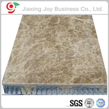 Granite Marble Stone Coated Honeycomb Aluminium Panels for wall cladding