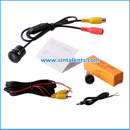 7 inches auto shutter reversing camera car system