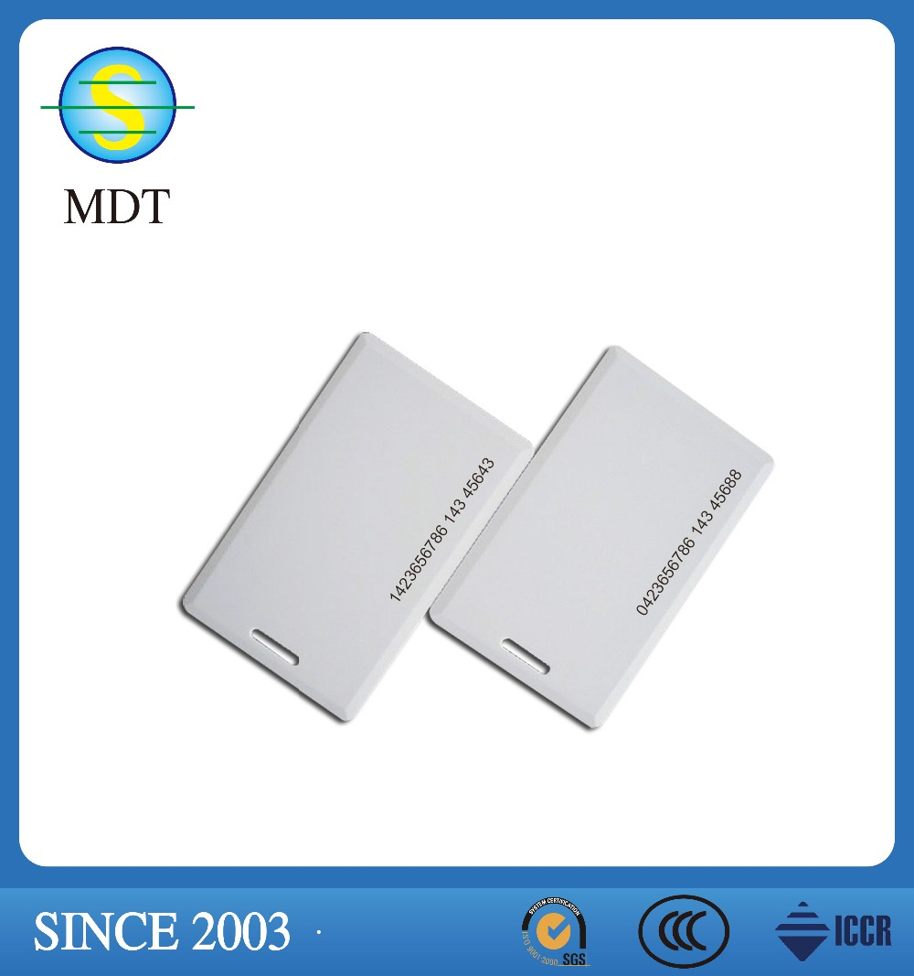 factory cheap contactless rfid key card