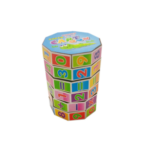 Children Learning Math Toys Teaching Aids Puzzle Cube Math Spell puzzle game for child Education toy