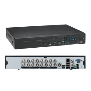 alhua 5 in 1 hybrid 1080N 16 channel real-time priority decoding playback DVR