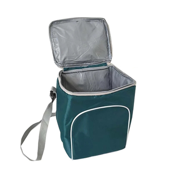 Fashional 600D 6 bottle recycle wine ice cool bag