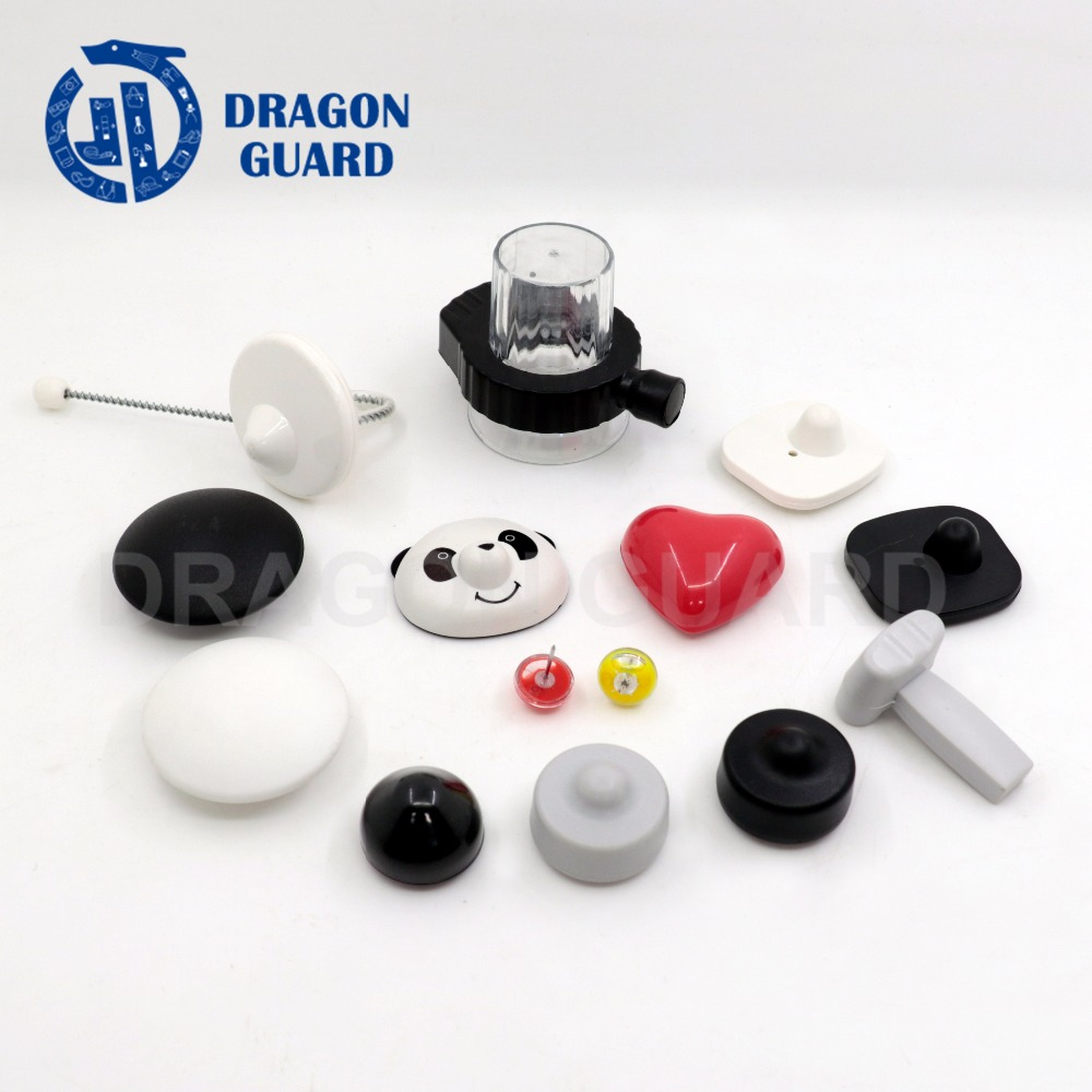 Dragon Guard clothing shop security tags eas antitheft hard tag
