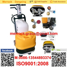Single Phase Terrazzo Polishing Machine HTC Concrete Wet Grinder And Polisher