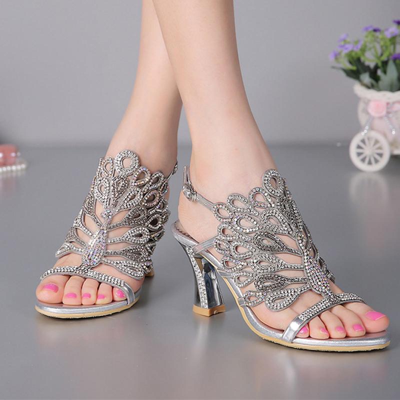 Buy Silver Shoes Canada