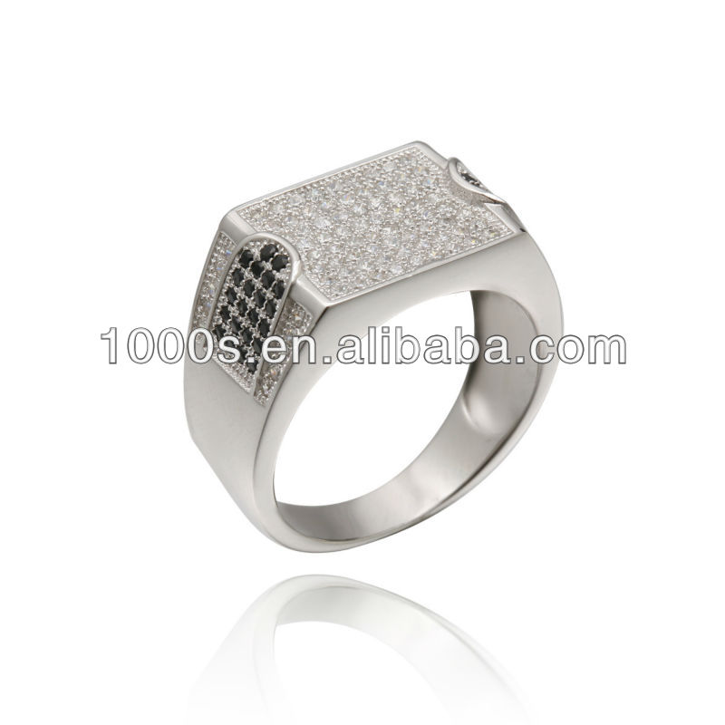 11207dd71a111 Fashion marcasite jewelry classic wholesale silver ring, View fashion  silver ring, 1000S Product Details from 1000s Jewelry Co., Ltd. on  Alibaba.com